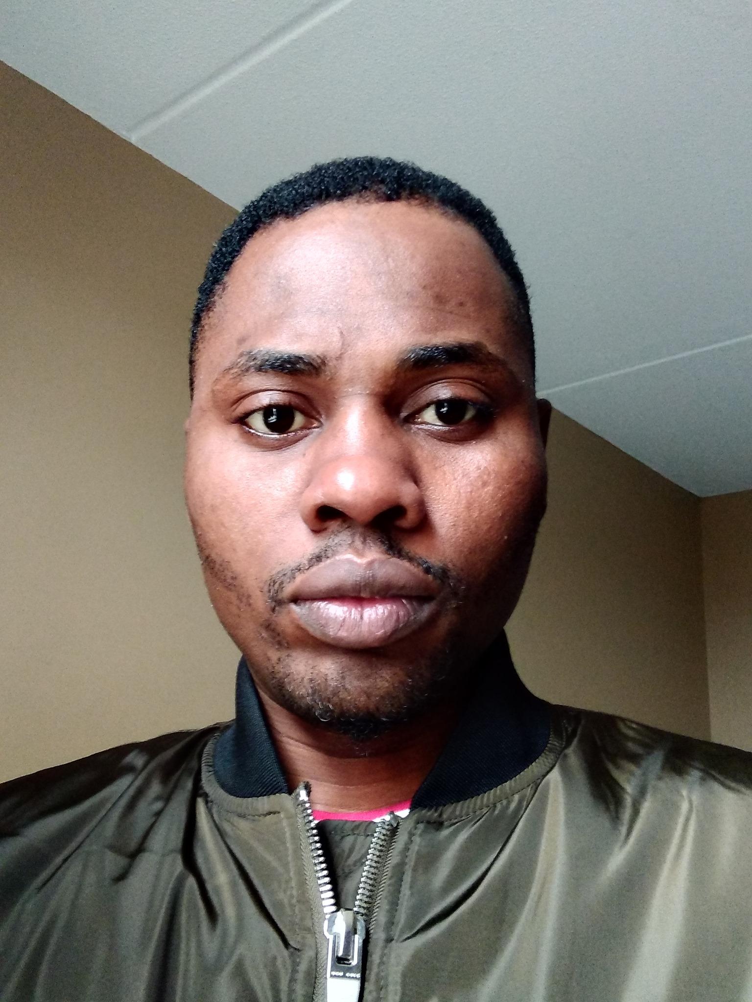 Emmanuel Richard from Nigeria